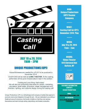 Casting Call July 2014-page-001